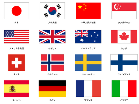 World flags_1