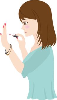 Women (manicure)