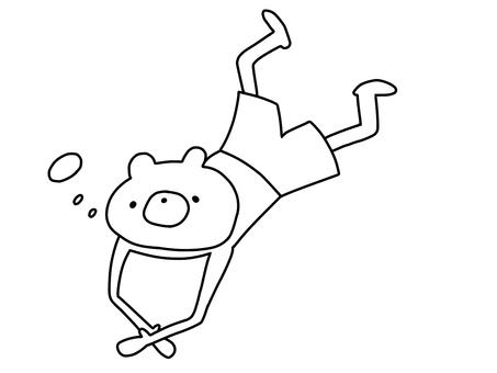 Swim bear 1 1