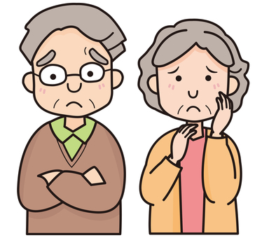 Elderly Line 01