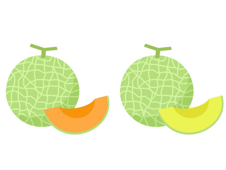 Melon 2 kinds