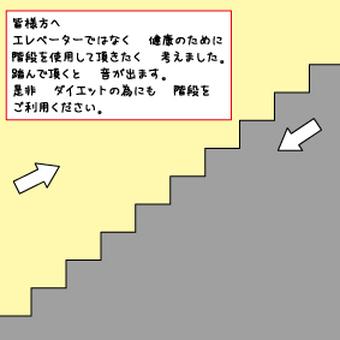 Stairway support