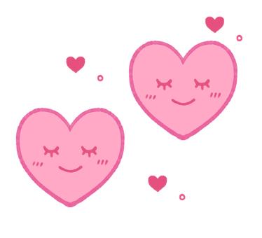 心臟砰砰的心