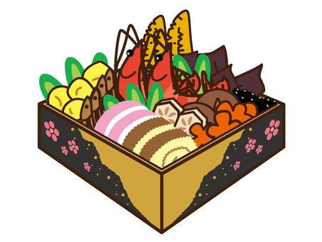 Food _ osechi
