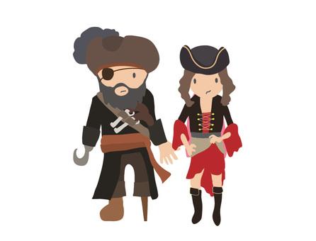 Adult Pirate