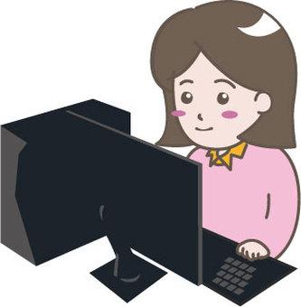 Desktop ladies