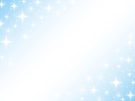 Light blue glitter background material