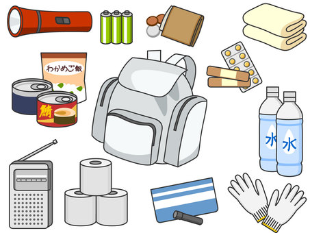 Disaster prevention goods