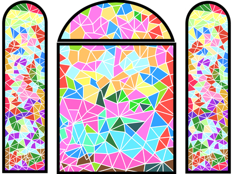 Stained glass windows 2
