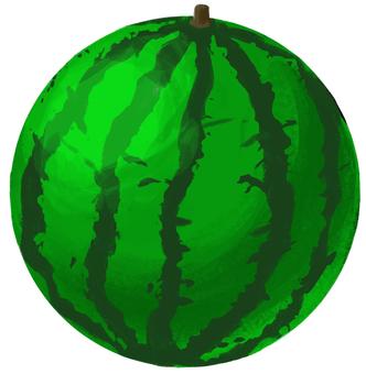 Watermelon one ball