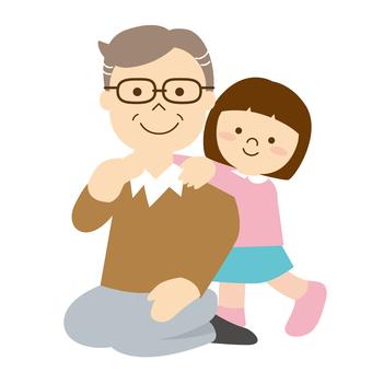 Senior Citizen's Day Shoulder Tataki