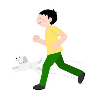 Men who run with dogs