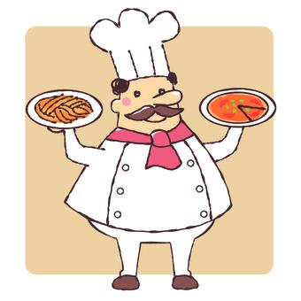 意大利廚師