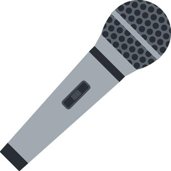 Simple microphone