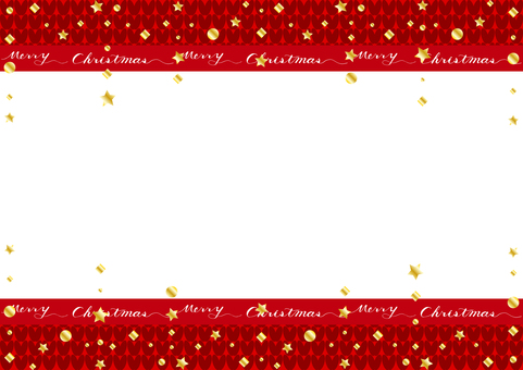Christmas decoration knitted background