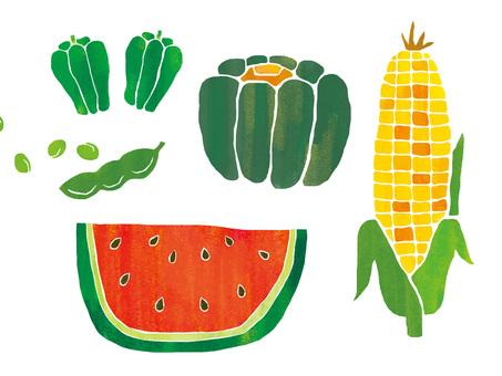 L_ Summer Vegetable _ 02