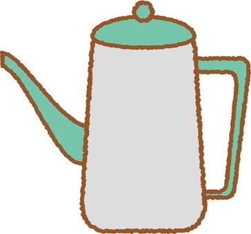 Kitchen equipment (pot 1)