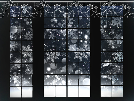 Shutting down outside the window