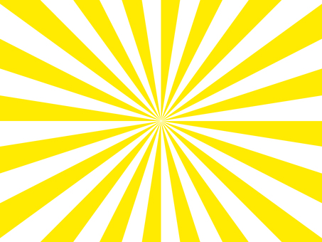 ai yellow and white radial color background · frame