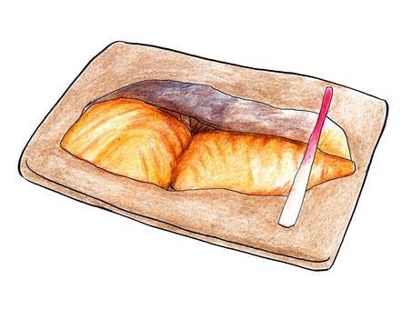鰆 (Grilled fish)