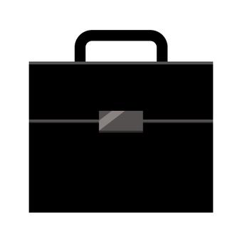 Image of businessman's bag