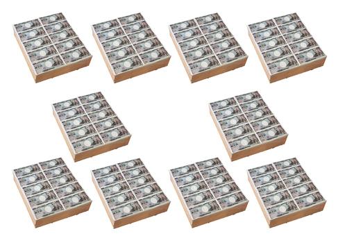 Cash 1 billion yen