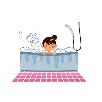 Bathing 2