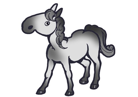 Pony (ash)