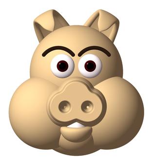 돼지 돼지 _ 생