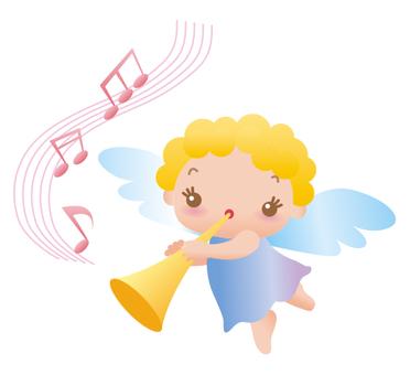 Angel trumpet