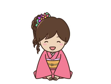 Kimono (Female 3