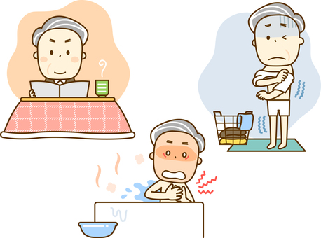 Heat shock _ grandfather