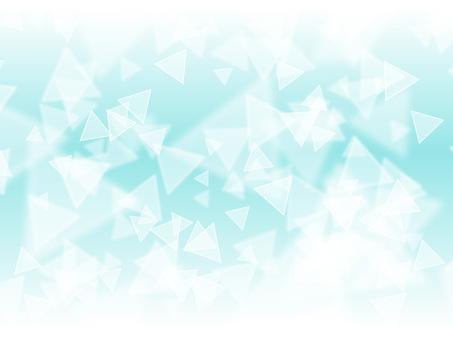 三角灯·天蓝色
