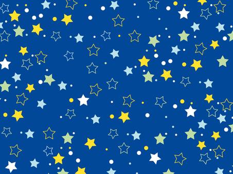 "Star handle ""night"""