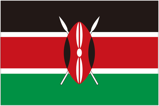 ケニア 国旗