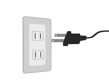 Outlet and plug