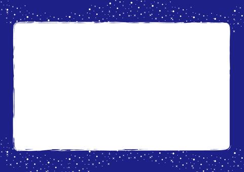 Starry-sky_ 밤하늘의 프레임 4
