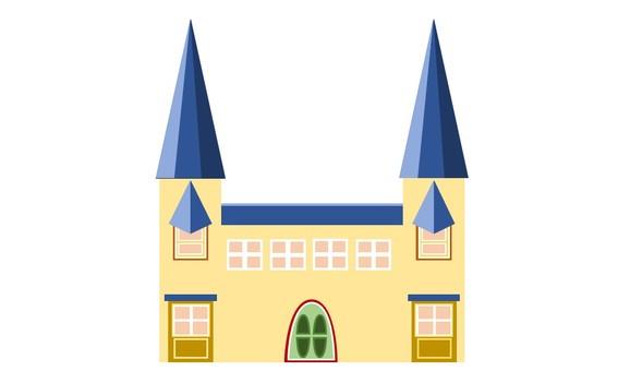 Honest house Yellow