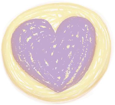 冰盒曲奇餅心臟
