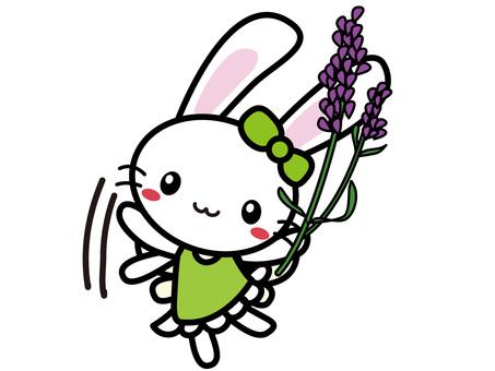 Aroma Usago (lavender)