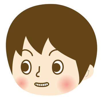 Boy face 01