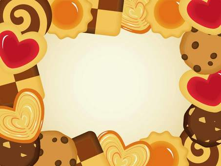 Cookie frame