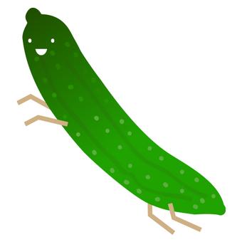 Cucumber spirit horse (no line)