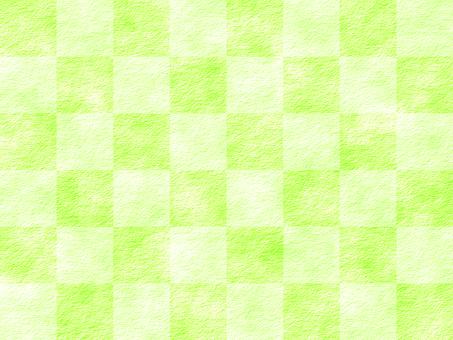 Japanese paper yellow green