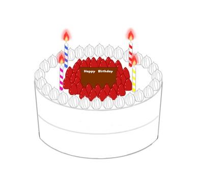 Birthday cake, birthday cake
