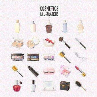Cosmetic illustration