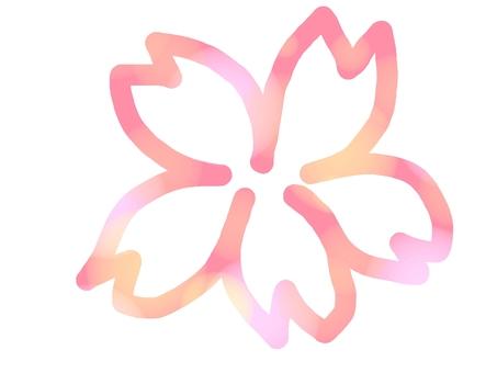 Flower cherry blossom
