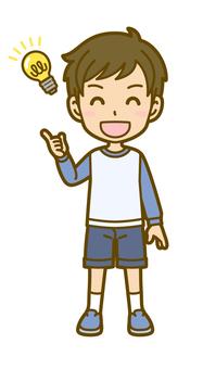 Boys (children): A_ Flash 02FS
