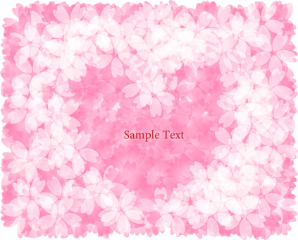 Cherry blossoms background 4
