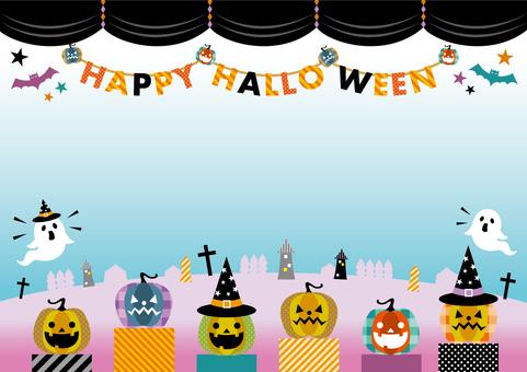 Halloween frame_A01